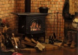 Печь Dutch West extra large Vermont Castings