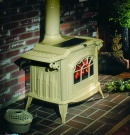 Печь Resolute Vermont Castings